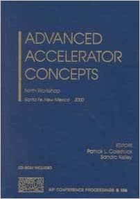 Advanced Accelerator Concepts: Ninth Workshop, Santa Fe, New Mexico