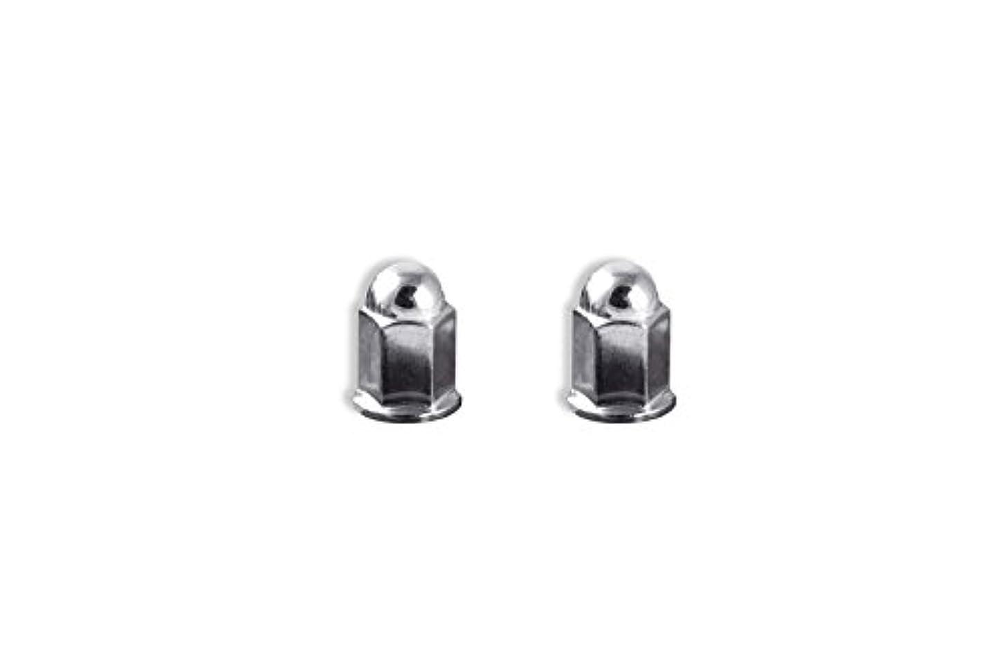 ネックレットドラフト苦M8×35mm フラワー ヘッド ボルト ステンレス 削り出し フランジボルト フレーム周辺やハンドルなどに 焼チタンカラー TB0569