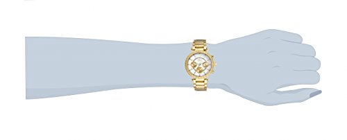 Invicta Women's 21387 Angel 18k Gold Ion-Plated Stainless Steel Bracelet Watch