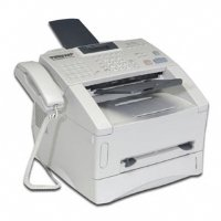 Brother IntelliFAX-4100e Laser Fax, Refurbished by Brother