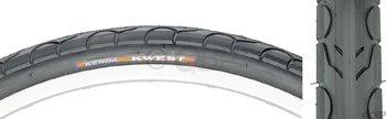 Kenda Kwest W tire, 26 x 1.5'' - black by Kenda