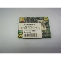 HP 399441-001 Modem board - 56K, V.92, AC97 data/fax modem daughter card (MDC) - Features digital line guard (56k Modem Daughter Card)