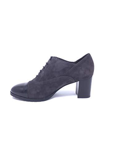 De Zapatos Para Vestir Gris Stonefly Cuero Mujer qP0Ox4pw
