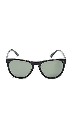 Oliver Peoples Eyewear Men's Daddy B. Sunglasses, Black/G15 Sun, One ()