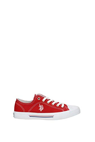 Rosso Women Uk gynna4240s7c1 Uk Scarpe Us gynna4240s7c1 Polo Assn Donne Rory Ginnastica Polo Assn Tessuto Rory Noi Red Fabric Sneakers Da 4nqCRxF
