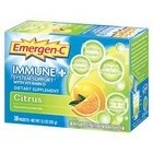Alacer Emergen C Immune+D Citrus 30 Pkt by Alacer