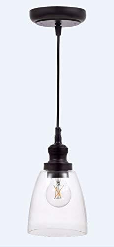 Black Nickel Pendant Lighting in US - 6