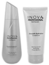amazon com inova professional silk keratin shampoo conditioner