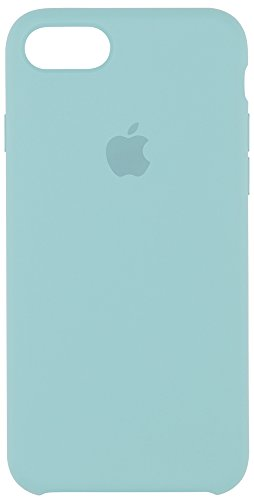 Apple Silicone Case for iPhone 7 - Sea Blue