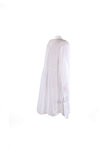 Camicia Donna Pinko 42 Bianco Marabu Autunno Inverno 2016/17