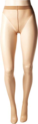 (Wolford Sandal Effect Tights, M, Caramel)