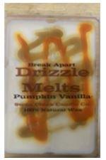 Swan Creek Drizzle Melts- Pumpkin Vanilla
