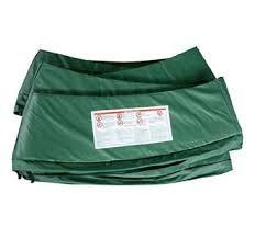 13' NEW PREMIUM GREEN VINYL TRAMPOLINE PAD - $119 VALUE!!! by Trampoline Pad (Image #3)