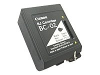 Bc 02 Black Cartridge - Compatible Canon BC-02 Ink Cartridge