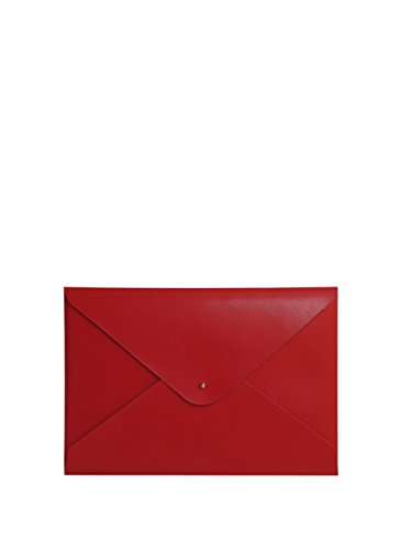 Paperthinks Notebooks File Folder, Scarlet Red (PT07242)