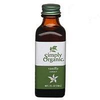 Simply Organic Vanilla Extract - Organic - 2 oz by Simply Organic