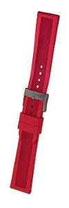 Victorinox Swiss Army Dive Master 500 Red Rubber strap #003882