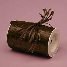 Krafty Klassics 1 Roll of Colored Pearlized Raffia Ribbon (1/4
