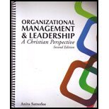 ORGANIZATIONAL MANAGEMENT+LEAD, Anita Satterlee, 1934748110