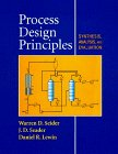 img - for Process Design Principles: Synthesis, Analysis and Evaluation by Warren D. Seider (1998-08-06) book / textbook / text book