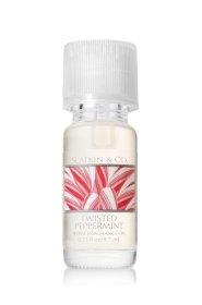 Bath and Body Works Slatkin & Co Home Fragrance Oil Twisted Peppermint