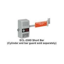 Detex Alarm Panic Exit Control Lock, Short Bar