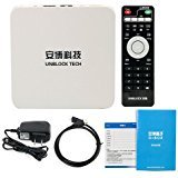安博3代蓝牙版 Unblock Tech Gen3 S900 ProBT-16GB BLUETOOTH UBox IIl TV Box IPTV UBOX3 -Streaming Media Player 安博盒子 全球適用 美加歐洲華僑適用
