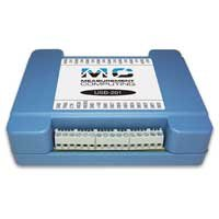 Measurement Computing USB-201 12-Bit Multifunction DAQ Module -