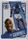 Sol Campbell (Trading Card) 2006-07 Topps F.A. Premier League i-Cards #67