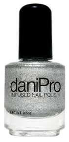 DaniPro Infused Nail Polish Diamond Essence A Girl's Best Friend 0.5Oz