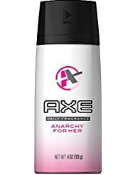 Axe Daily Fragrance Anarchy for Her 4 oz(Pack Of 2)