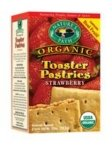 Nature's Path Un-Frosted Strawberry Toaster Pastry (6x11 oz.)