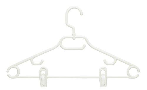 Honey Can Do HNGZ01364 Hanger Swivel 18 Pack