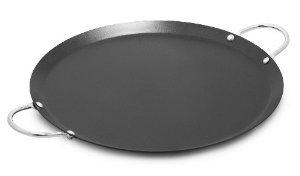 9 Round Comal, Carbon Steel-IMUSA