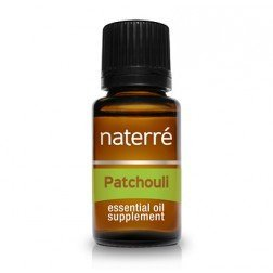 Naterre 100% Pure Essential Oil - Patchouli, 5ml