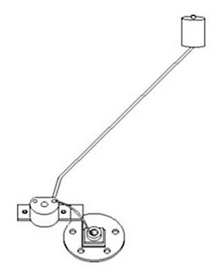 AR73995 New Fuel Sending Unit made to fit John Deere 4030 4040 4230 4050 4230...