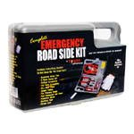 - 30 Piece Roadside Emergency Kit