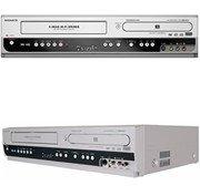 Magnavox MWR20V6 DVD Recorder/VCR Combo