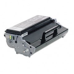Lexmark 12A7305 / 12A7300 Compatible Laser Toner Cartridge - Black High Capacity, Works for E321, E323, E323n, Optra E321 (E323n Laser Printer)