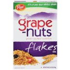 Grapenuts Post Healthy Classics Cereal Flakes Paul Azinger Promotion 18 OZ (Pack of 24)