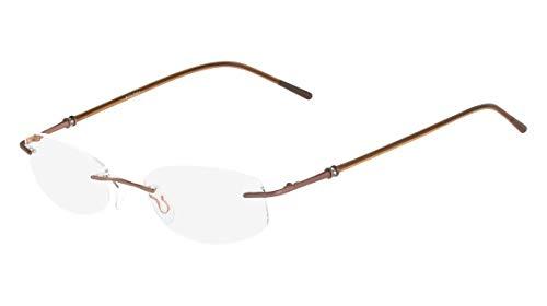 Óculos Airlock Divine 202 210 Marrom Lente Tam 50