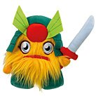 Moshi Monsters Moshlings Mini Plush Figure General Fuzuki Includes Online Item Code!