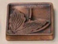 Maroma Copper and Ewter Incense Holder, Copper Square