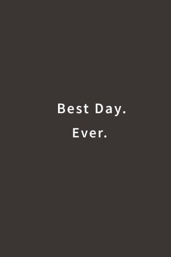 Download Best Day. Ever. pdf