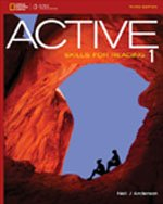 Active Skills for Reading - Level 1 - Audio CD ( 3rd ed ) by Wadsworth Publishing Co Inc