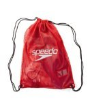 Speedo Unisex Adult Equipment Mesh Bag, Red, 35 Litre