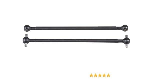 Black 9 x 123mm HPI Racing 86058 Dogbone 2