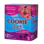 Hollywood Diet Miracle Products Cookie Diet Meal Replacement Oatmeal -- 12 Cookies