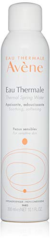 Thermal Spring Water, Soothing Calming Facial Mist Spray for Sensitive Skin (Cream Cold Avene)