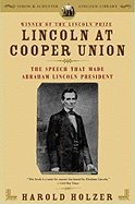 Lincoln at Cooper Union ebook